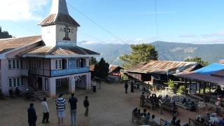Kanpetlet Myanmar  City pictures : Assembly of God Pentecostal church, Mindat (Chin State, Myanmar)