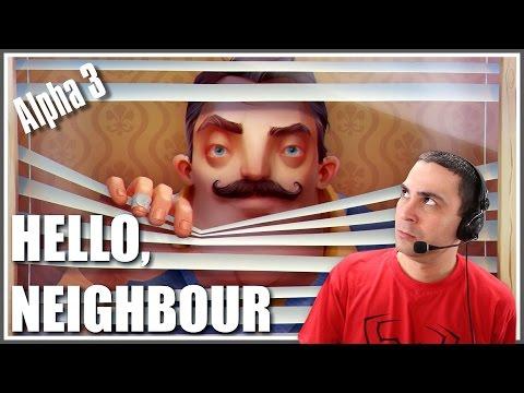 Τελικά Εγώ Είμαι Ο Μ@λάκας! (Hello Neighbor - Alpha 3) (видео)