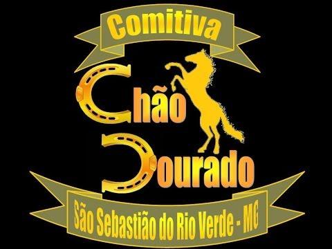 Desfile Comitiva Chão Dourado - São Sebastião do Rio Verde - MG 2013