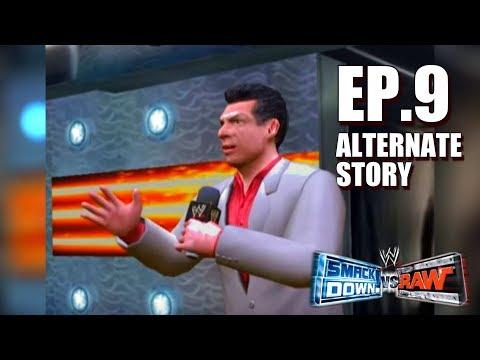 WWE SvR: Season Mode (Alternate Story) - EP.9 (VINCE WANTS REVENGE)