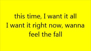 The Band Perry - Live Forever - Lyrics
