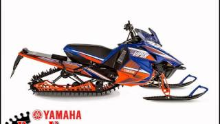 10. 2015 Yamaha Snowmobiles for sale from Yamaha Parts King.