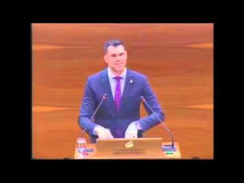 Javier García defiende la reforma sanitaria del PP...