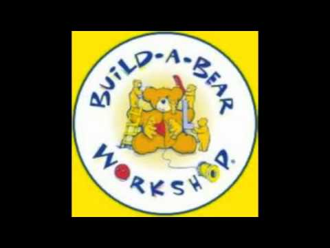 7. Build a Bear Teddy Bear Heart