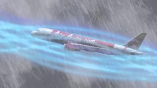 Radar data shows AirAsia QZ8501 made steep climb before crash