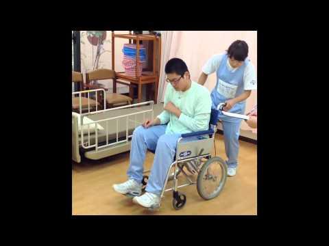 介護福祉士科  実技試験