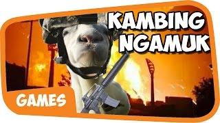 Video KAMBING KURBAN NGAMUK !! Wkwkwkwk [main] Goat Simulator MP3, 3GP, MP4, WEBM, AVI, FLV November 2017