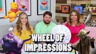 Video Wheel of Impressions Ft.Totally TV MP3, 3GP, MP4, WEBM, AVI, FLV Agustus 2018