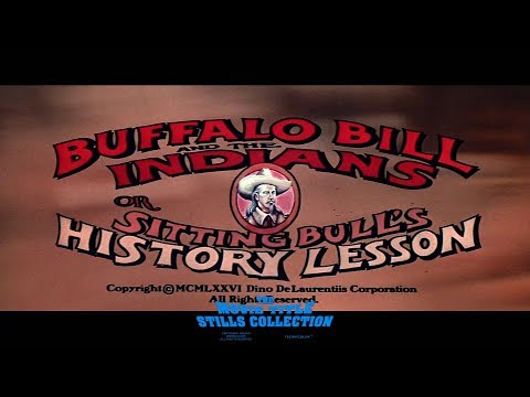 Buffalo Bill and the Indians (1976) title sequence