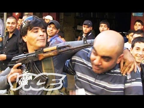 Lebanon: Warlords of Tripoli (Trailer) By Vice
