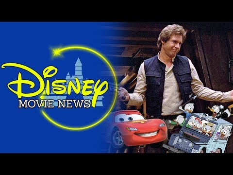 Han's New Director, Cars 3 Review, Ducktales Intro & More - Disney Movie News 76