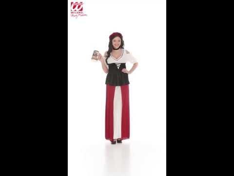 Costume Médiéval-v29037