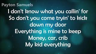 Avant ft. Kelly Rowland - Separated [Remix] Lyrics