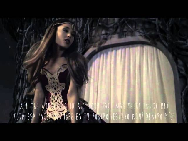 Chris Brown Don't Be Gone Too Long Ft Ariana Grande ( Sub Español + Lyrics)