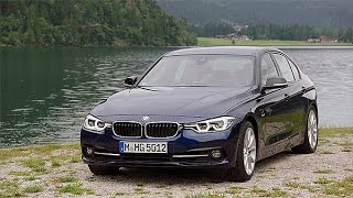 Der neue BMW 3er - die 6.Generation Video