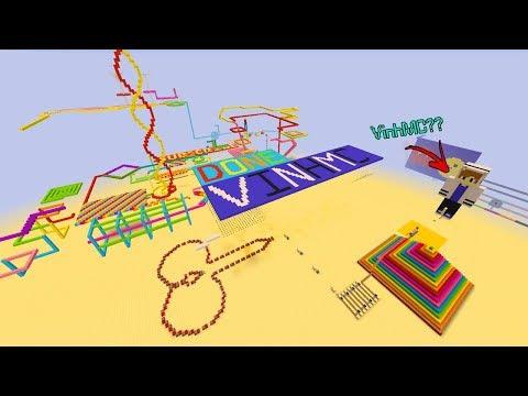 Công Trình Cát Rơi Dài Nhất Trong Minecraft (Phần 3) - Nhìn Lóe Hết Cả Mắt !! - Thời lượng: 9 phút, 57 giây.