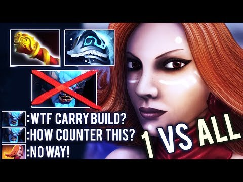 Sccc is Back! Super Carry Lina with Legendary Build Epic Gameplay Dota 2
