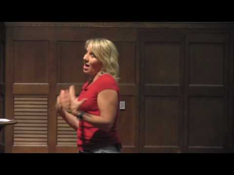 Life, Sports, and Children -- How to Live With Purpose   Tracy Evans   TEDxUniversityOfRichmond