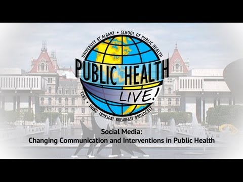 Social Media: Changing Communication and Interventions in Public Health