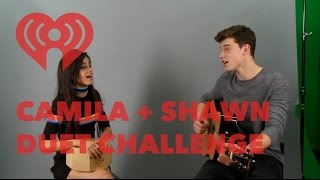 Video Shawn Mendes & Camila Cabello Duet - Mashup Songs | Artist Challenge MP3, 3GP, MP4, WEBM, AVI, FLV Juli 2018