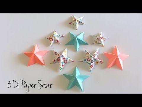 Easy Origami Magic Transforming Flexahedron Jeremy Shafer