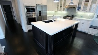 Design Build Transitional Kitchen & Home Remodel Fullerton Orange County