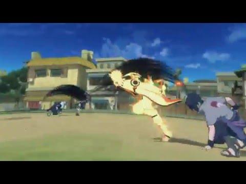 Naruto Shippuden Ultimate Ninja Storm 4 Gameplay (PC, PS4, XOne)