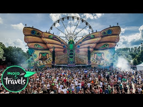 Top 10 Music Festivals Around the World Worth Traveling To