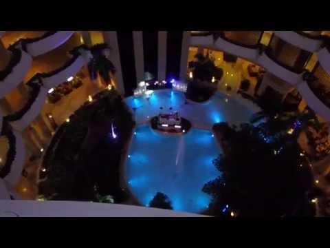 DJ Musik in der Lobby des Hotel Meliá Varadero