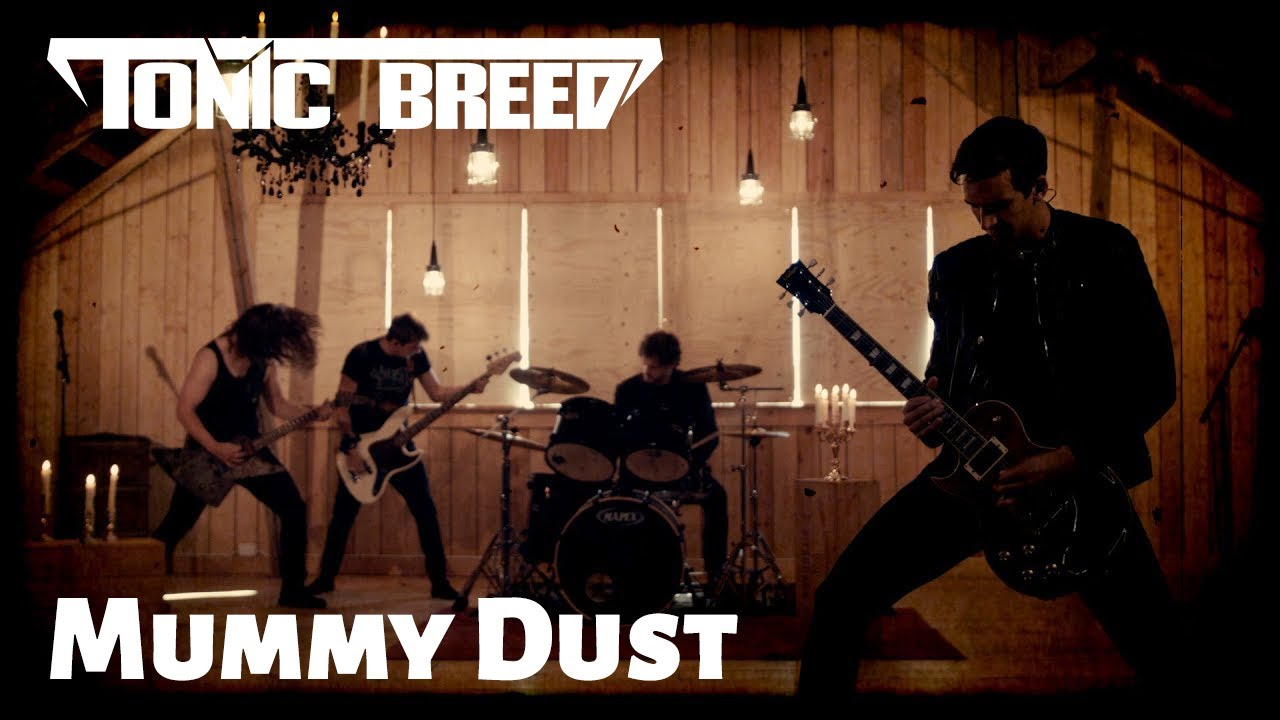 Mummy Dust Video