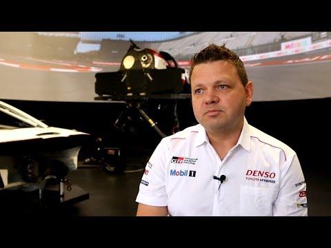 Wywiad z Rafałem Pokorą Toyota Motorsport GmbH.