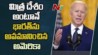 Biden Government Rejects India's Vaccine Plea