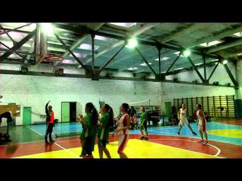 Соревнования по баскетболу в Херсонском ФТЛ (осень 2015)