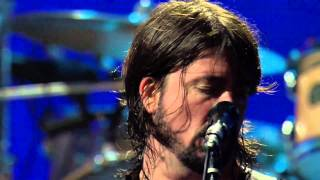 Foo Fighters live at iTunes Festival - Skin and Bones (Dave freaks out) 1080p