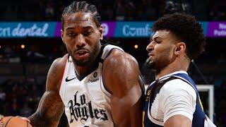 LA Clippers vs Denver Nuggets Full Game Highlights   January 12, 2019-20 NBA Season