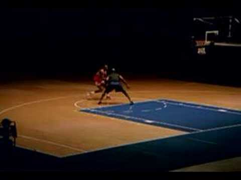 Michael Jordan playing his younger self 1 on 1. Arguably the best NBA commercial ever.