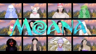 I'm so excited to finally share my Moana medley with you guys! Months of hard work has gone into this medley and it's been so...