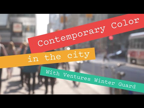 Contemporary Color in the City thumbnail