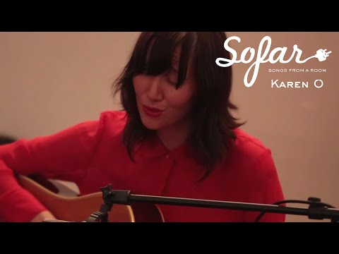 Watch Karen O perform 'Rapt' to an intimate NYC audience for SOFAR Sounds