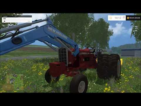 Farmall 1260 twinwheels V1
