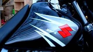 3. 2007 DR650 SE