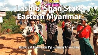 Lashio Myanmar  city photo : Lashio, Shan State, Eastern Myanmar