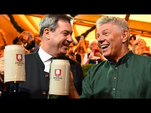 O'zapft is!: Das Münchner Oktoberfest 2018 beginnt