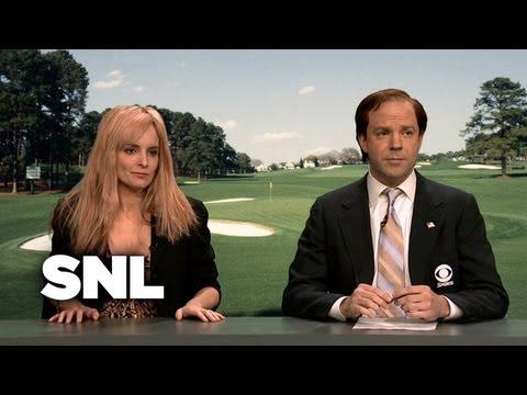 Masters Golf Tournament - SNL