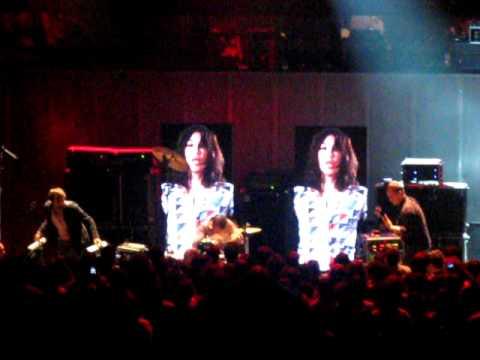 Battles - Sweetie & Shag (Featuring Kazu Makino) - Clubbing 2011 - Casa da Música Porto