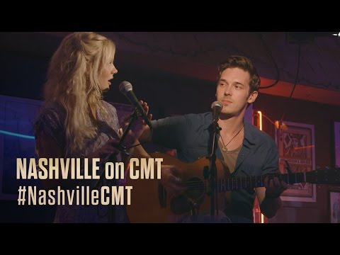 NASHVILLE On CMT | All About Scarlett And Gunnar Feat. Clare Bowen And Sam Palladio