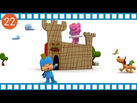 Pocoyo - Mezz'ora di cartone animato educativo per i bambini [22]