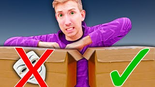 DONT OPEN The WRONG HACKER MYSTERY BOX TRAP (Win $10000 Ninja Spy Gadgets to Battle Project Zorgo)