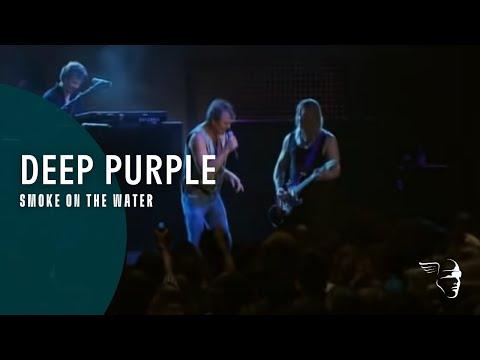 Tekst piosenki Deep Purple - Smoke on the water po polsku
