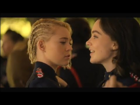 "Motherland Fort Salem 1x05 ""Raelle scylla romantic Scene"" Season 1 Episode 5 HD"